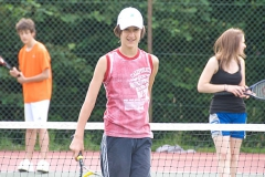 Большой Теннис в Ardingly College, летней школе Англии