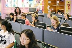 Wycliffe College, летняя школа в Англии, компьютерный класс