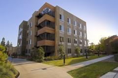 Один из корпусов кампуса, California State University