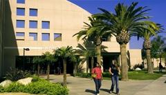 Кампус, внутренняя территория, California State University