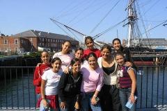 Las Vegas Institute FLS -Летний лагерь | языковая школа в США, фото участников курса Английского языка + фотографирование, на экскурсии, изображение 2