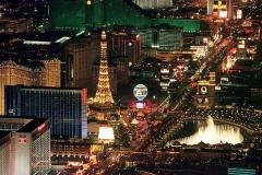 Las Vegas Institute FLS -Летний лагерь | языковая школа в США, ночной Лас-Вегас