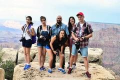 Las Vegas Institute FLS -Летний лагерь | языковая школа в США, фото участников курса Английского языка + фотографирование, на экскурсии, изображение 8