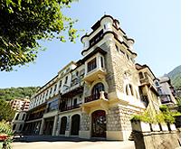 Monte Rosa, Summer Camp, Монте Роза, лагерь в Швейцарии | языковая школа в Швейцарии