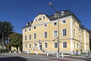 Главное здание детского лагеря в Австрии на базе American International School Salzburg, фото 1