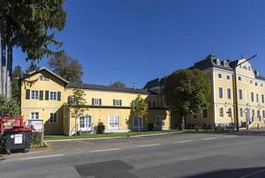 Главное здание детского лагеря в Австрии на базе American International School Salzburg, фото 2