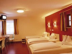 Комната для проживания в языковом лагере Австрии Zell am See