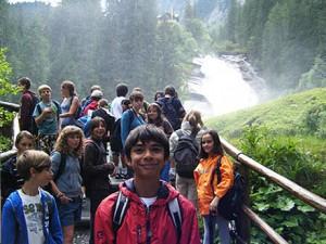 Походы, Прогулки, Экскурсии в детском языковом лагере Австрии Zell am See