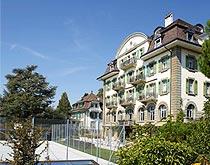 Brillantmont International School, Брильянтмонт, летний лагерь в Швейцарии на базе частной школы пансиона