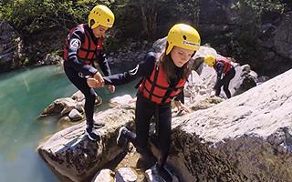 Активная программа отдыха в детском лагере в Швейцарии