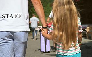 Администрация школы Швейцарии внимательно следит за дисциплиной и здоровьем ребят