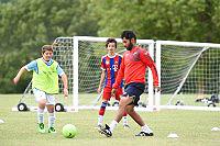 Летняя программа по футболу в Англии рассчитана на игроков всех уровней: от новичков до профессионалов