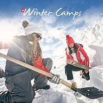 Le Rosey Rolle Winter Camp, Switzerland, Ле Рози, Зимний Лагерь за границей в Швейцарии на базе частной школы пансиона