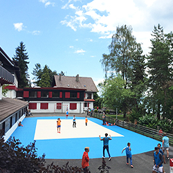 Chantemerle International School, Summer Camp, Школа Эколь Шантемерле, лагерь в Швейцарии | языковая школа в Швейцарии