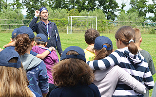 Футбол Футбол Летняя школа в Италии Alphabet Umbria summer school in Italy