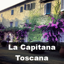 Летняя школа в Италии La Capitana Toscana summer school in Italy